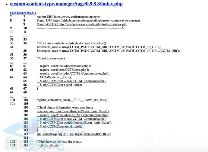 WordPress 自定义内容类型管理插件(CCTM)存在后门,可窃取管理员账号密码