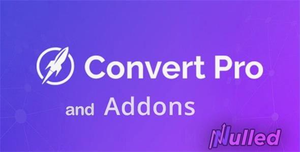 【汉化插件】Convert Pro v1.4.1 – WordPress弹窗插件